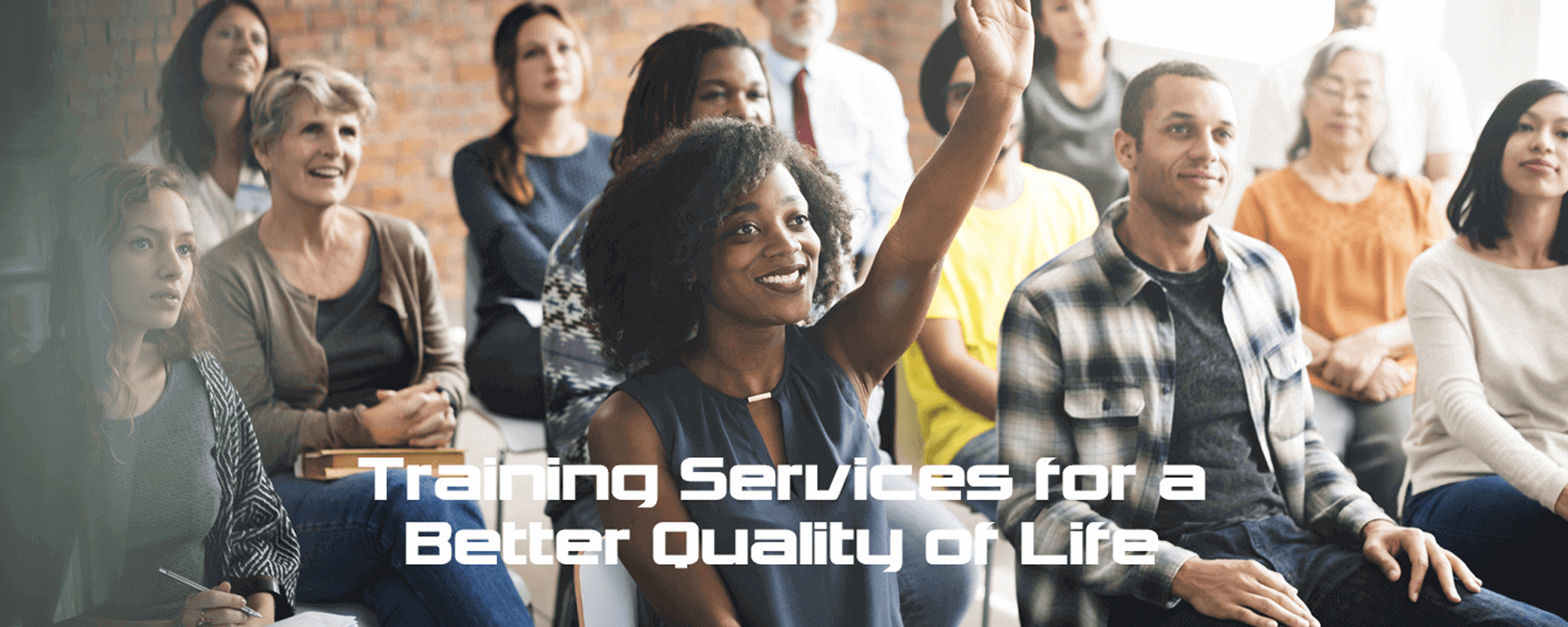training services for a better quality of life