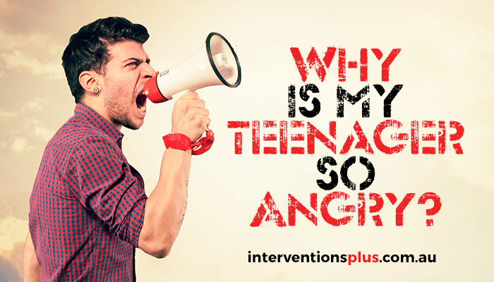 anger teenager
