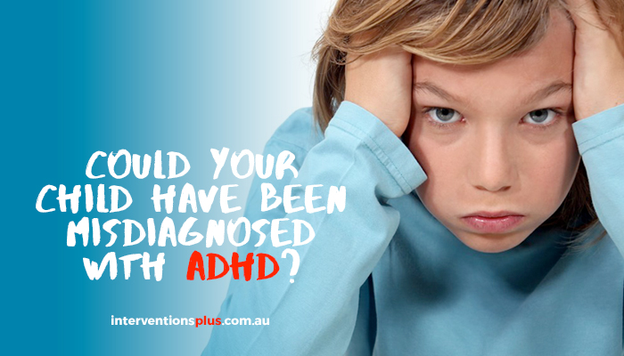 a study on cases of children being misdiagnosed with adhd Some doctors argue too many children are being diagnosed with adhd adhd: how many children are misdiagnosed that may in some cases.